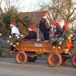 Djed Božićnjak i u Općini Severin